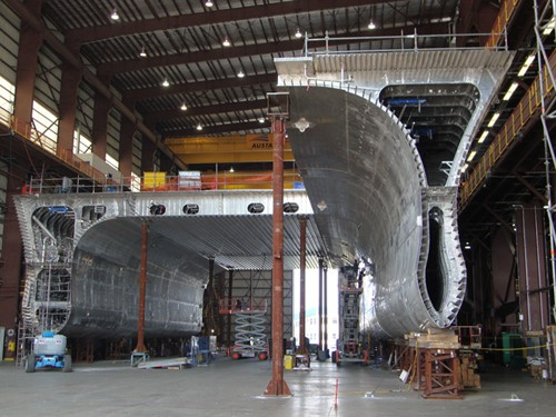 Spearhead Class Joint High Speed Vessel Jhsv Provides