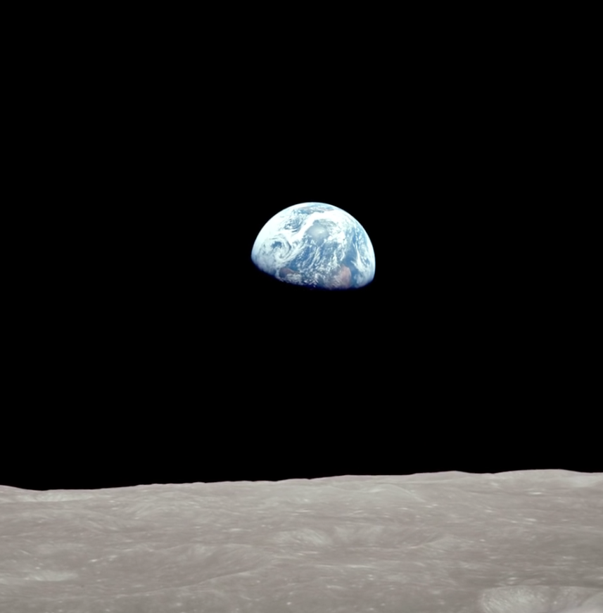 earthrise | The Lyncean Group of San Diego