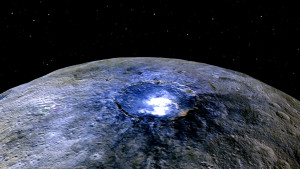 Occator Crater - Ceres_JPL
