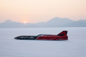 VBB-3 at Bonneville