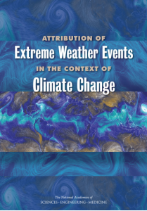 NAP Attribution of Severe Weather Events