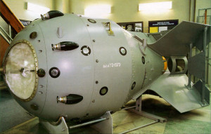 Casing_for_the_first_Soviet_atomic_bomb,_RDS-1